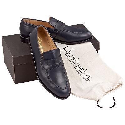 Handmacher Slipper Herrenschuhe