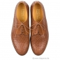 Mobile Preview: Handmacher Flechtschuhe Primus cognac