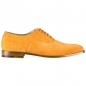 Preview: Handmacher Modell Trend 88 in Velourleder orange