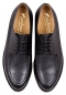 Mobile Preview: Norweger Schuhe Scotchgrain schwarz