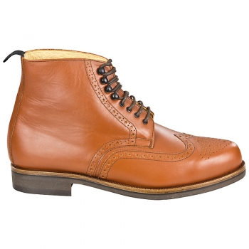 Handmacher Full Brogue Boots