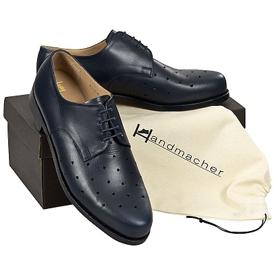 Men´s summer shoes by Handmacher Austria