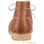 Preview: brown leather boots men