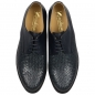 Preview: Handmacher Handwoven leather shoes for men