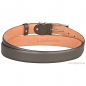 Preview: Handmacher belt gray calfskin