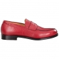 Preview: red loafers for men