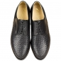 Preview: Handmacher woven leather shoes