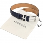 Mobile Preview: Handmacher ostrich leather belt