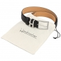 Preview: Handmacher ostrich leather belt