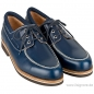 Preview: Handmacher model 18 calfskin blue