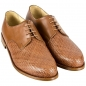 Preview: Handmacher model 22 in cognac calfskin