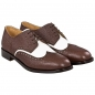 Preview: brown and white spectator shoes