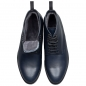 Preview: wood nailed men boots navy blue