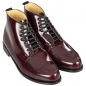 Preview: Handmacher model 77 oxblood calfskin