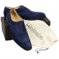 Preview: Handmacher model Trend 89 blue suede