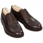 Preview: Handmacher plain Oxford shoes