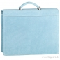 Preview: Handmacher bag light blue