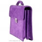 Preview: Handmacher lavender leather bag