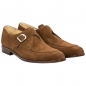 Preview: Handmacher monk strap brown