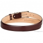 Preview: Handmacher red leather belt