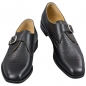 Preview: Handmacher monk strapped shoes