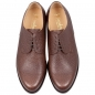 Preview: plain derby shoes scotch grain