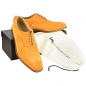 Preview: Handmacher model 88 orange suede