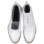 Preview: white leather boots