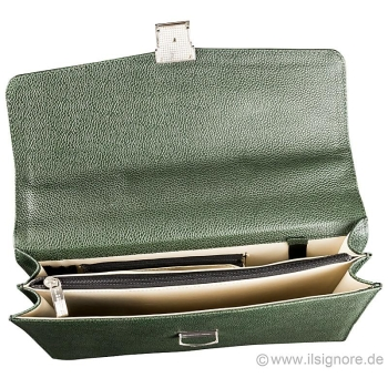 Handmacher bag green