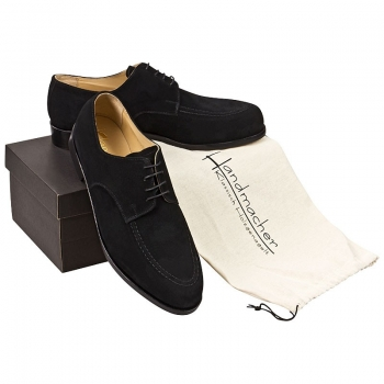 Handmacher model 23 suede black