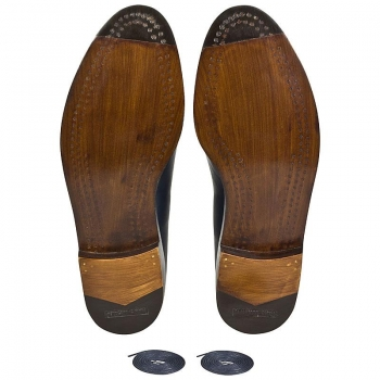 wood nailed outsole Handmacher Primus 11