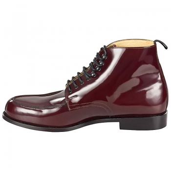 Handmacher model 77 oxblood