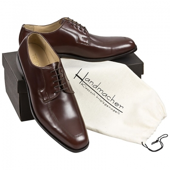 Handmacher model 84 calfskin brown