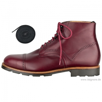 Handmacher boots red