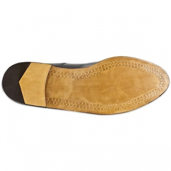 wood nailed out sole of Handmacher model 70