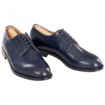Handmacher shell cordovan shoes