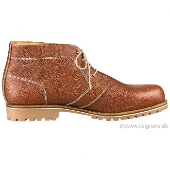 brown leather mens boots