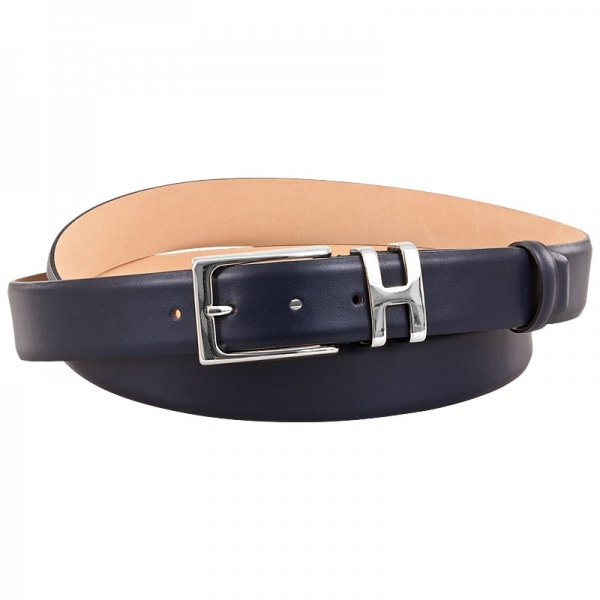 Handmacher calfskin belt