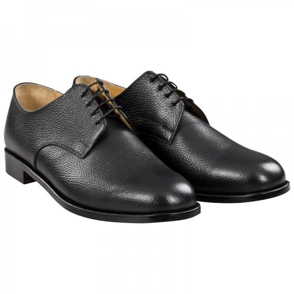 Water ox leather shoes for men