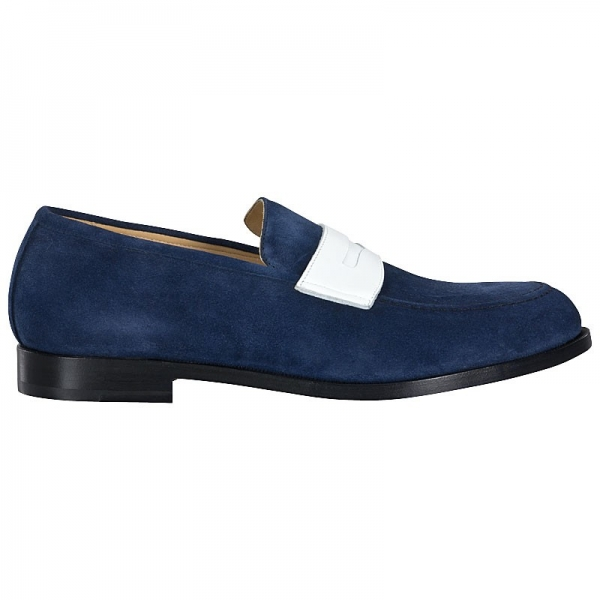 Handmacher spectator loafers