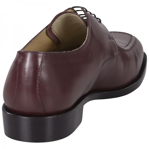 Handmacher model 35 calfskin red
