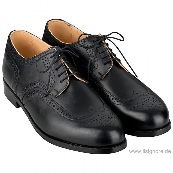 Handmacher brogues black
