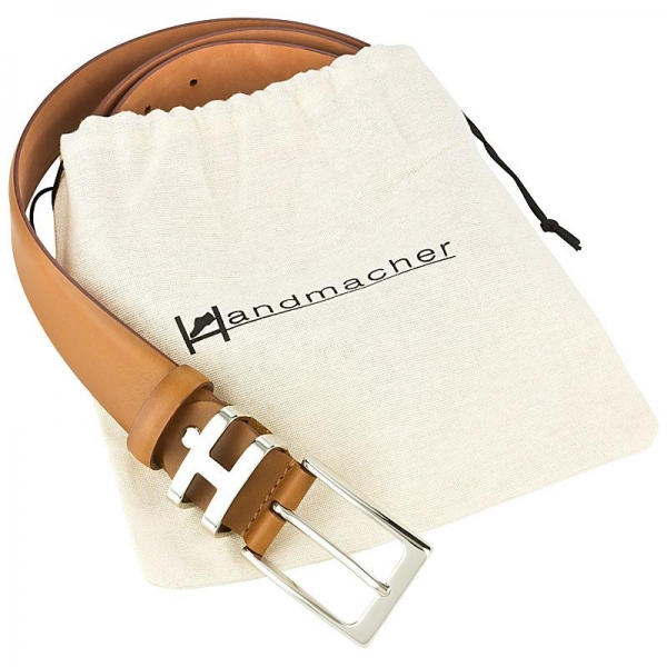 Handmacher belt calfskin antique