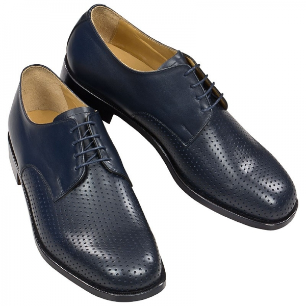 Handmacher palin derby shoes