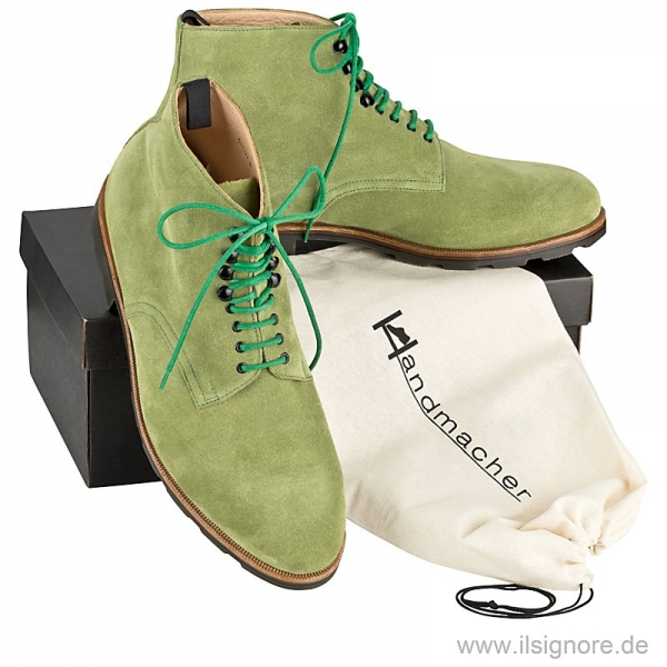 Handmacher model 58 forest green