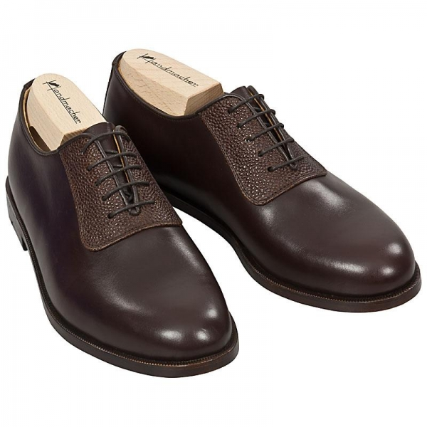 Handmacher plain Oxford shoes