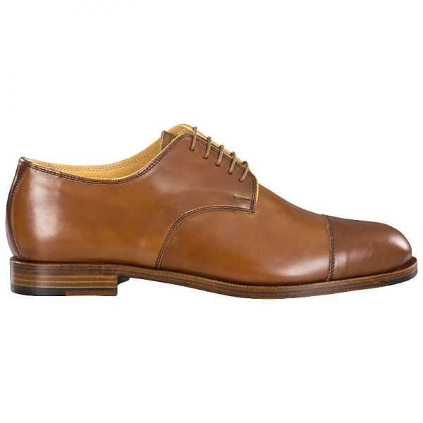 Handmacher Horween shell cordovan shoes