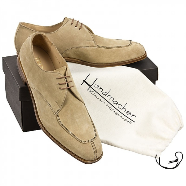 Handmacher model Trend 85 brown suede
