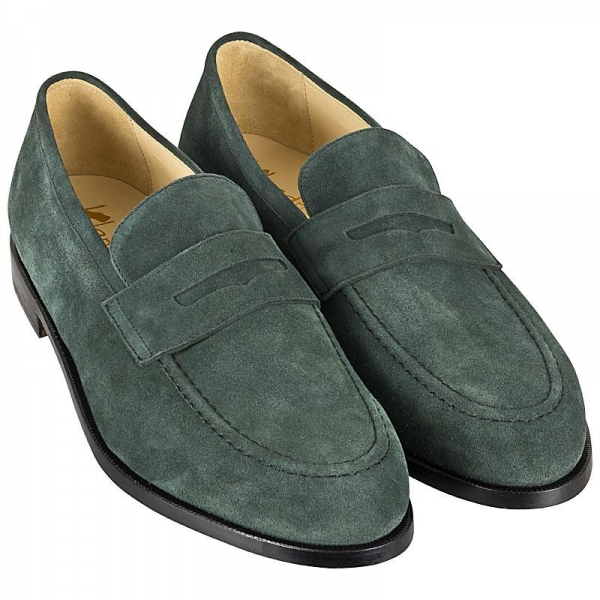 Loafer shoes for men by Handmacher