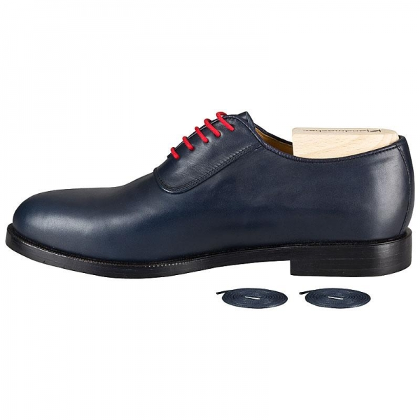 Handmacher cap toe derby shoe
